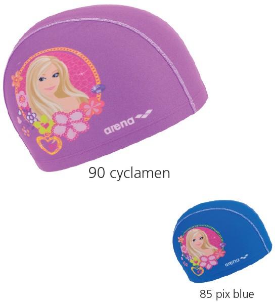 Arena шапочка для плавания Barbie cap.