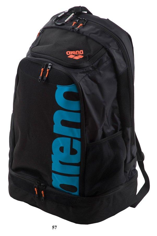 Рюкзак прямоугольной формы большой вместимости. .  Укрепленное дно. .  Большое отделение в днище сумки для...