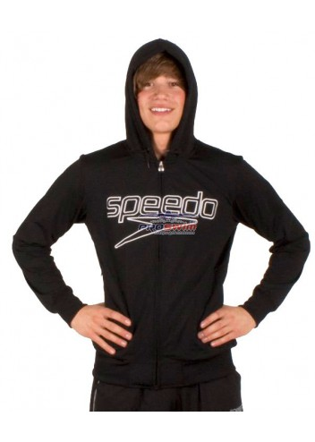 Speedo ����� ������� Moritz Unisex Hood Top With Zipper
