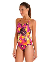 Speedo ��������� Fruit Smoothie Allover Rippleback