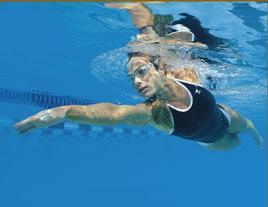 Польза плавания в бассеней