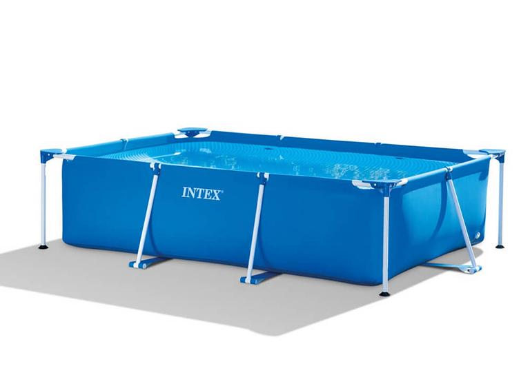 Бассейн Intex каркасный прямоугольный 300 х 200 см