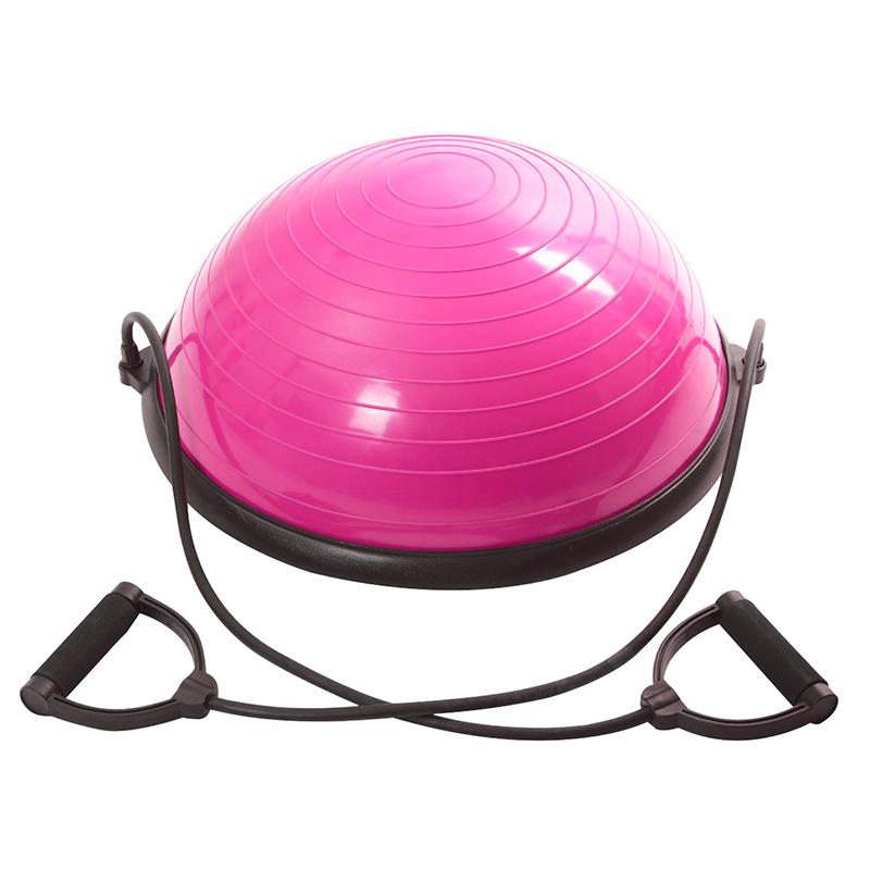 Полусфера босу балансировочная Atemi Bosu Ball (диаметр 58 см)