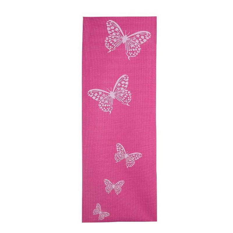 Коврик для йоги и фитнеса Lite Weights 173 х 61 х 0,4 см Розовый