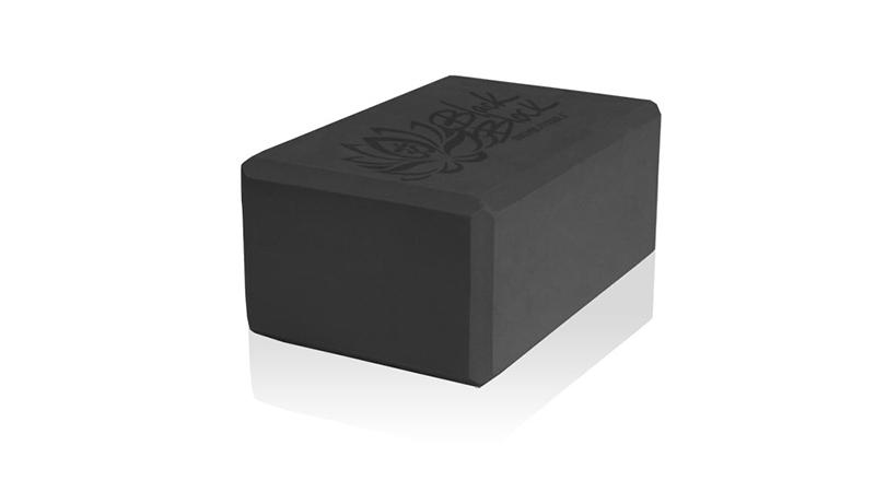 Блок для занятий йогой OFT Black Block 31 x 18 x 18 см