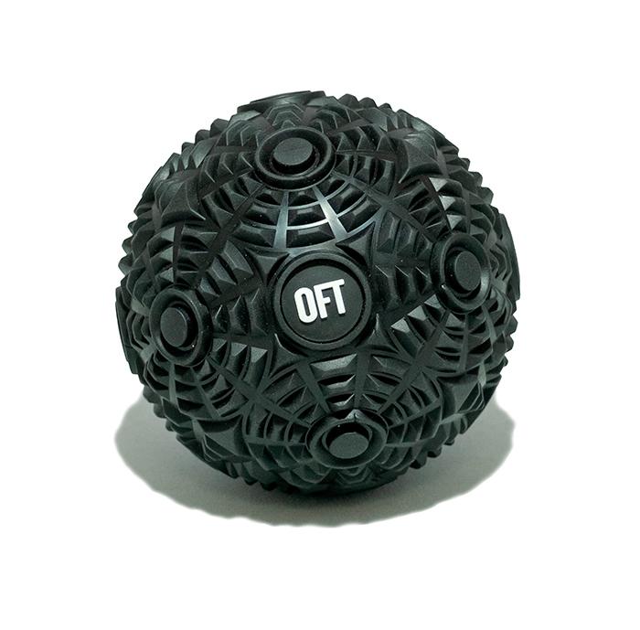 Мяч (шар) массажный для МФР OFT Premium 12 см