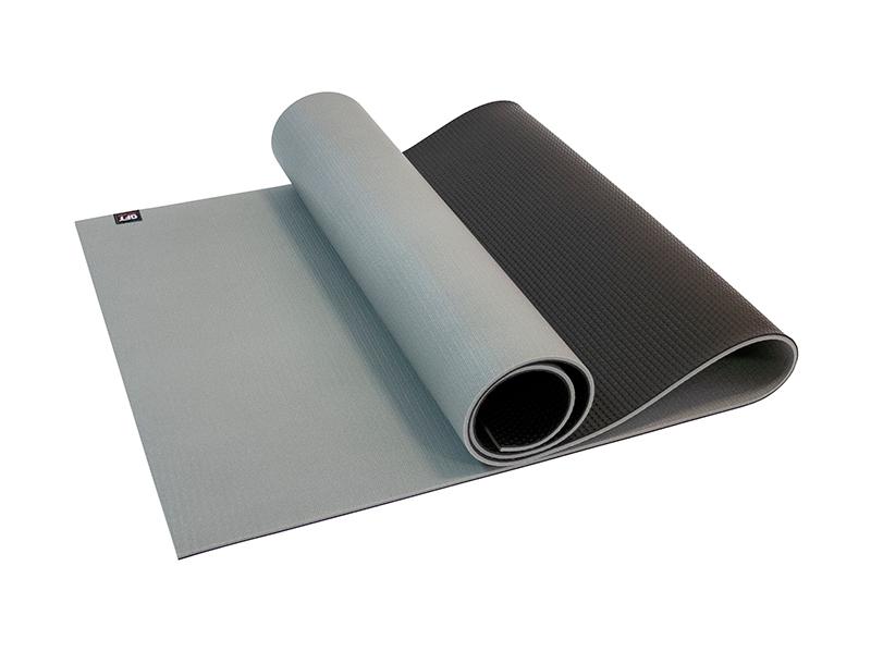 Мат для йоги OFT Ulti-Mat серо-черный 190 х 69 х 0,6 см