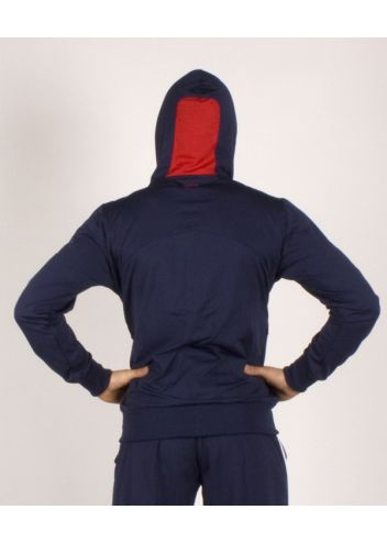 Speedo Кофта унисекс Moritz Unisex Hood Top With Zipper