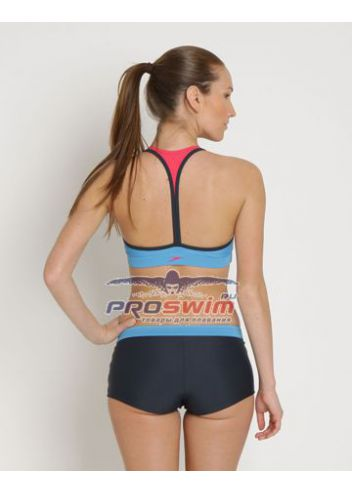 Купальник Speedo Waveboom 2 Piece Boyleg