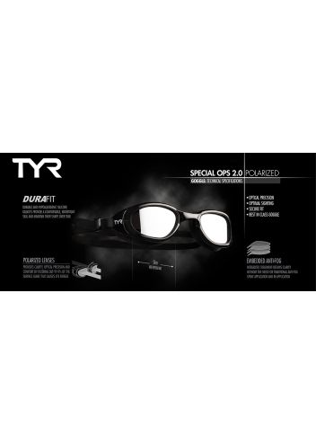TYR Очки для плавания Special Ops 2.0 Polarized