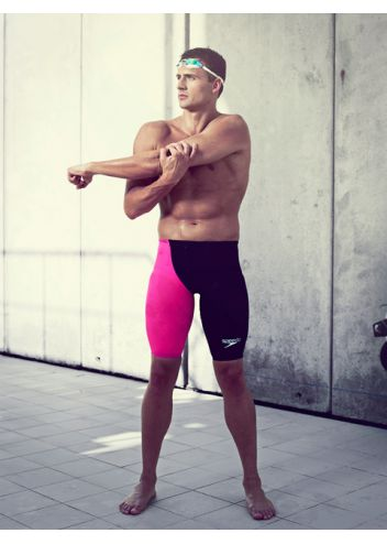 Гидрошорты Speedo Fastskin LZR Racer Elite 2 High Waisted Jammer (высокая талия)