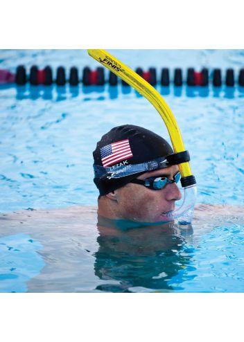 Трубка для тренировок по плаванию