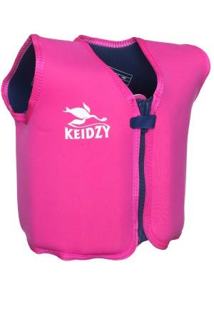 Жилет детский с поплавками для обучения плаванию Keidzy