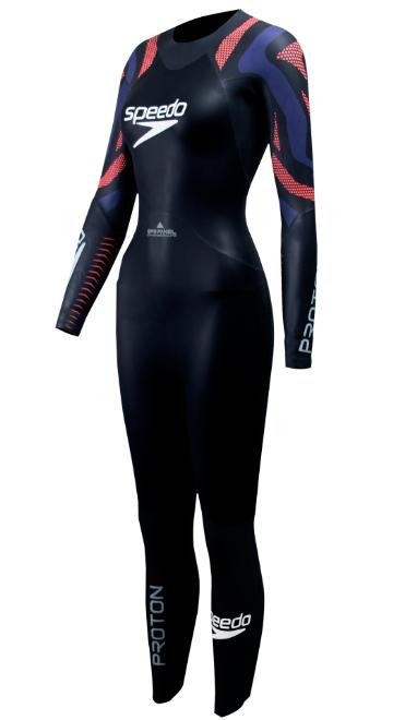 Гидрокостюм для триатлона женский Speedo Fastskin Proton Female Wetsuit