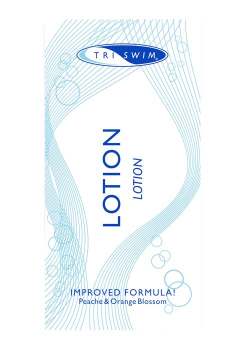 Пробник лосьона для тела (против хлора) Triswim (7 мл)