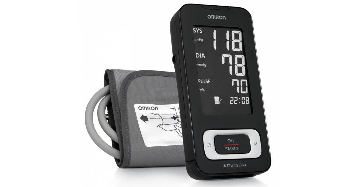 Тонометр (прибор для измерения артериального давления) Omron MIT Elite Plus