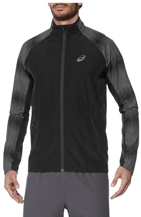 Куртка спортивная мужская Asics Lite-Show Jacket