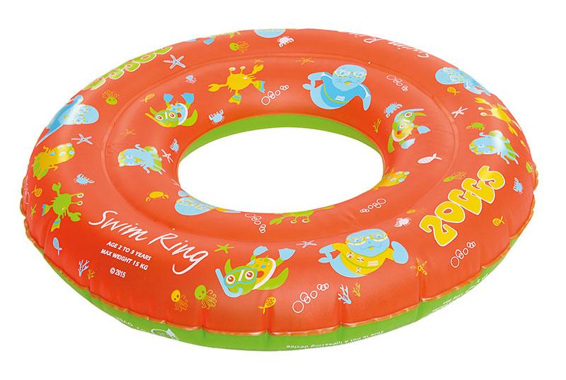 Круг надувной детский ZOGGS Zoggy Swim Ring (2-3 года)