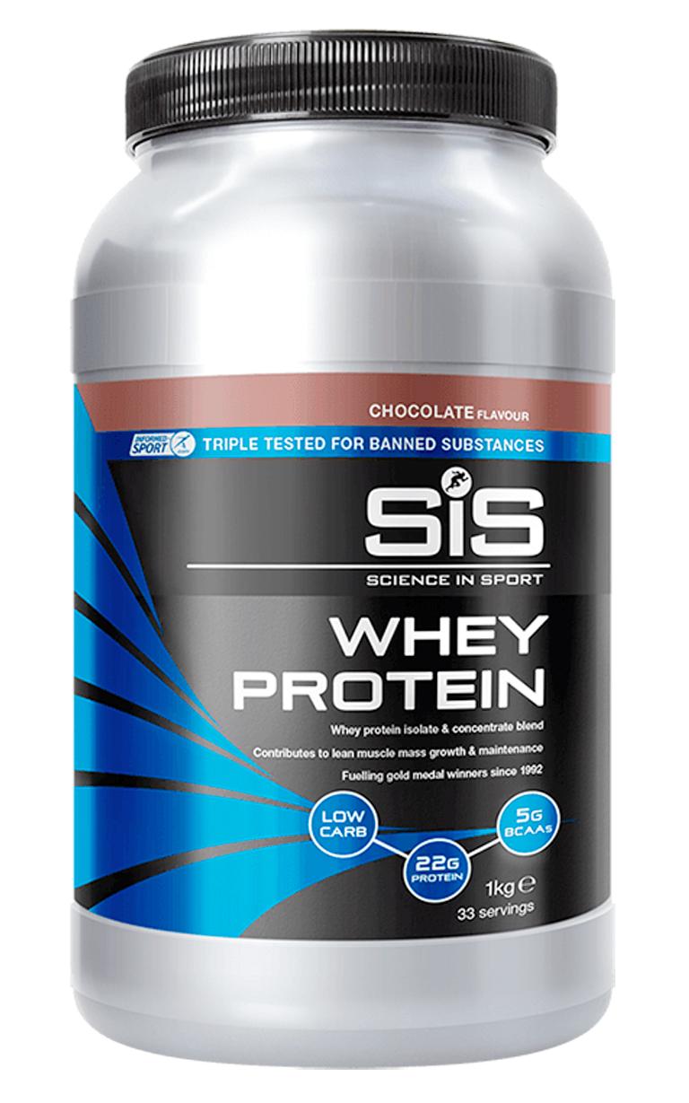 Протеин Sis Whey Protein, 1 кг