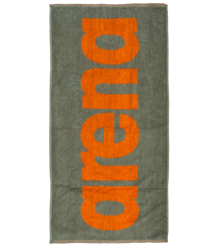 Полотенце Arena Gym Soft Towel Khaki