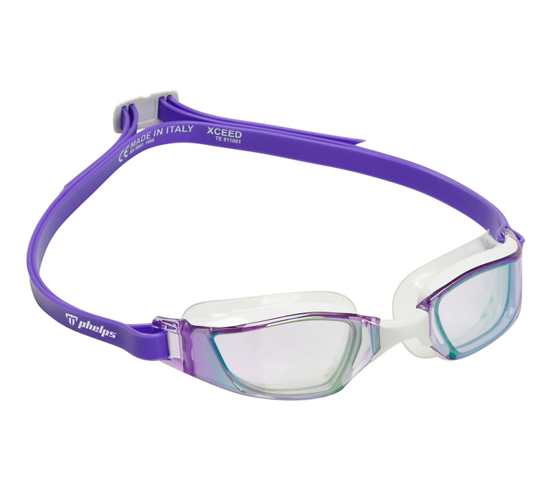 Очки для плавания Michael Phelps XCEED Mirror SS19