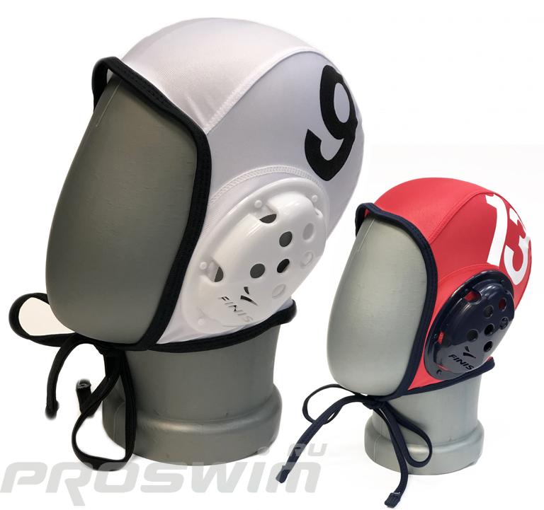 Комплект шапочек для водного поло Finis Water Polo Caps Team Set (13 шапочек)