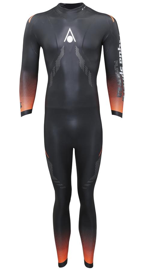 Гидрокостюм для триатлона мужской Aqua Sphere Pursuit 2.0 Wetsuit, 4/3.5/3/2 мм