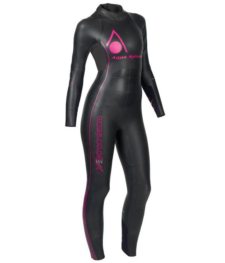Гидрокостюм для триатлона женский Aqua Sphere Phantom 2014, 5 мм