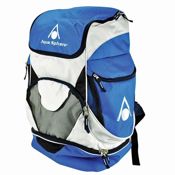 Рюкзак Aqua Sphere Sport Bag Blue (42 л)