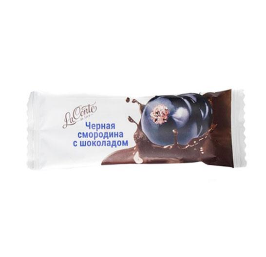 Батончик шоколадно-фруктовый La Conte de fess, 30 грамм