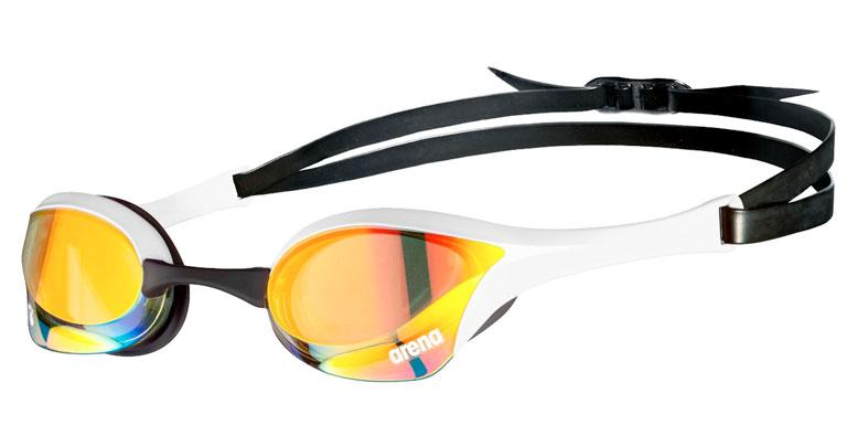 Очки для плавания Arena Cobra Ultra Swipe Mirror White-510