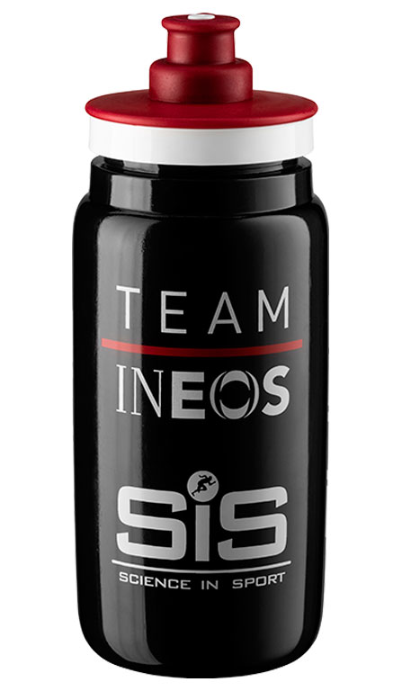 Бутылка для воды спортивная SiS Team Ineos Fly Bottle, 550 мл