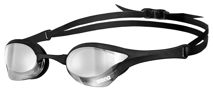 Очки для плавания Arena Cobra Ultra Mirror Silver