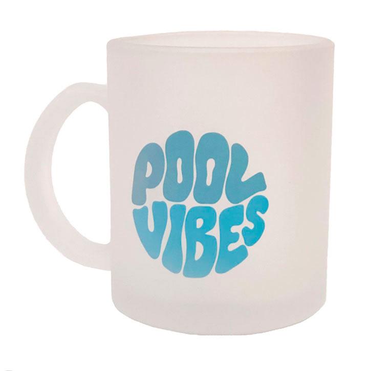 Кружка керамическая матовая Proswim Pool Vibes, 480 мл