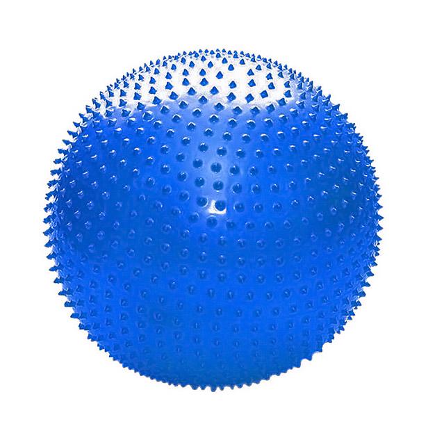Мяч фитбол массажный Streda Home 75 см