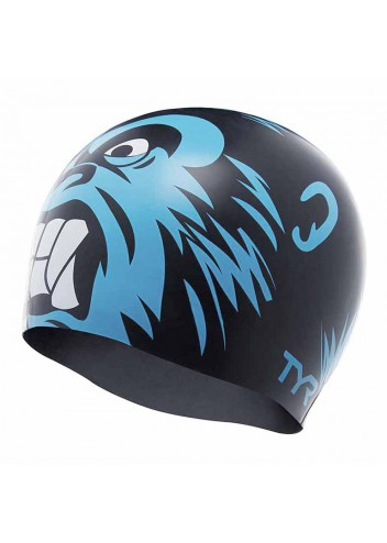 TYR Шапочка для плавания Gorilla King Swim Cap