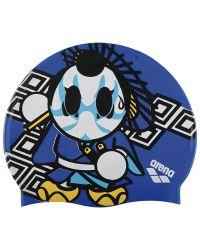 Шапочка для плавания детская Arena Kun Cap Junior (6-12 лет)