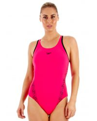Speedo Купальник Monogram Muscleback