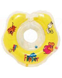 Круг надувной на шею детский Roxy-Kids Flipper (0-2 года)