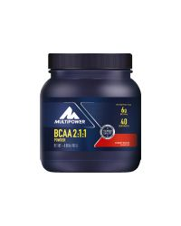 Аминокислоты Multipower BCAA Powder (сухая смесь), 400 грамм
