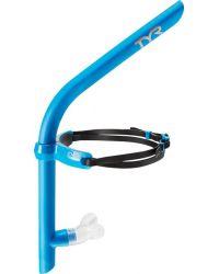 Трубка для плавания детская TYR Ultralight Junior Snorkel (8-12 лет)