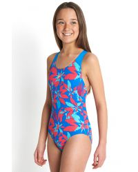 Speedo Купальник детский Pina Canta Allover Splashback