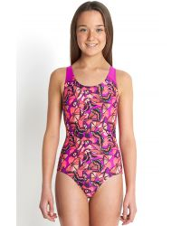 Speedo Купальник детский Sambeeny Allover Splashback