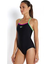 Speedo Купальник Thinstrap Muscleback AW16