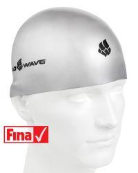 Шапочка для плавания стартовая MadWave Soft FINA