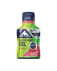 Гель энергетический Multipower Active Multi Carbo Gel, 40 грамм