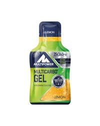 Multipower Гель энергетический Active Multi Carbo + L-Carnitine, 40 грамм