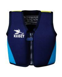 Жилет детский с поплавками для обучения плаванию Keidzy SS18