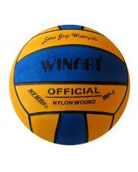 Мяч для водного поло Winart Stripped Yellow (размер 5)