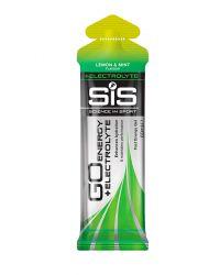 Гель энергетический углеводный с электролитами SiS Go Energy + Electrolyte, 60 мл
